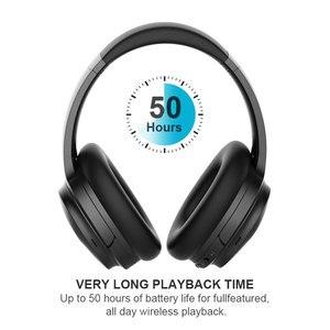 Image 3 - Cowin SE7 aktif gürültü iptal kablosuz Bluetooth kulaklık katlanabilir aşırı kulak için taşınabilir kulaklık telefonları müzik apt x