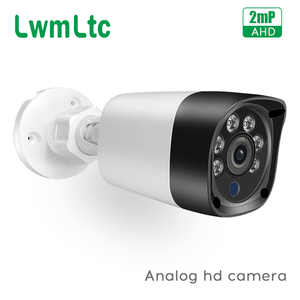 lwmltc AHD 1080p 2mp Analog High Definition Surveillance Camera AHDM 720P AHD CCTV Camera Security Indoor/Outdoor