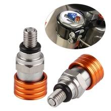 M4x0.7 Fork Air Bleeder Valves For KTM 50 65 85 125 144 150 200 250 300 350 450 520 690
