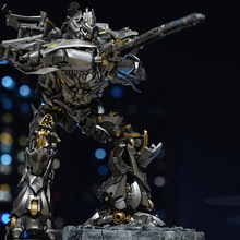 Megatons Transformation Toy MPM08 MP KO Metal Part Kids Toys Deformation Robot Car Christmas Gifts