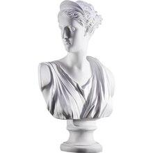 Light Plaster Ornaments Art-Accessories Hall-Decoration Statue Large-Scale Exquisite