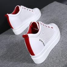 Chunky Shoes Woman Platform 10CM High Heel Sneakers