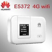 Разблокированный HUAWEI E5372, Карманный Wi-Fi роутер 4G LTE Cat4 для мобильных телефонов 3g 4g fdd mifi dongle, роутер точки доступа, Wi-Fi роутер 4g sim