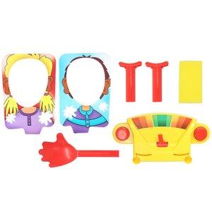 Крем игрушка машина для лица для девочек, мальчиков, детей, подарок вечерние день рождения, Веселая игра, прикол, приколы, антивандальные игр...