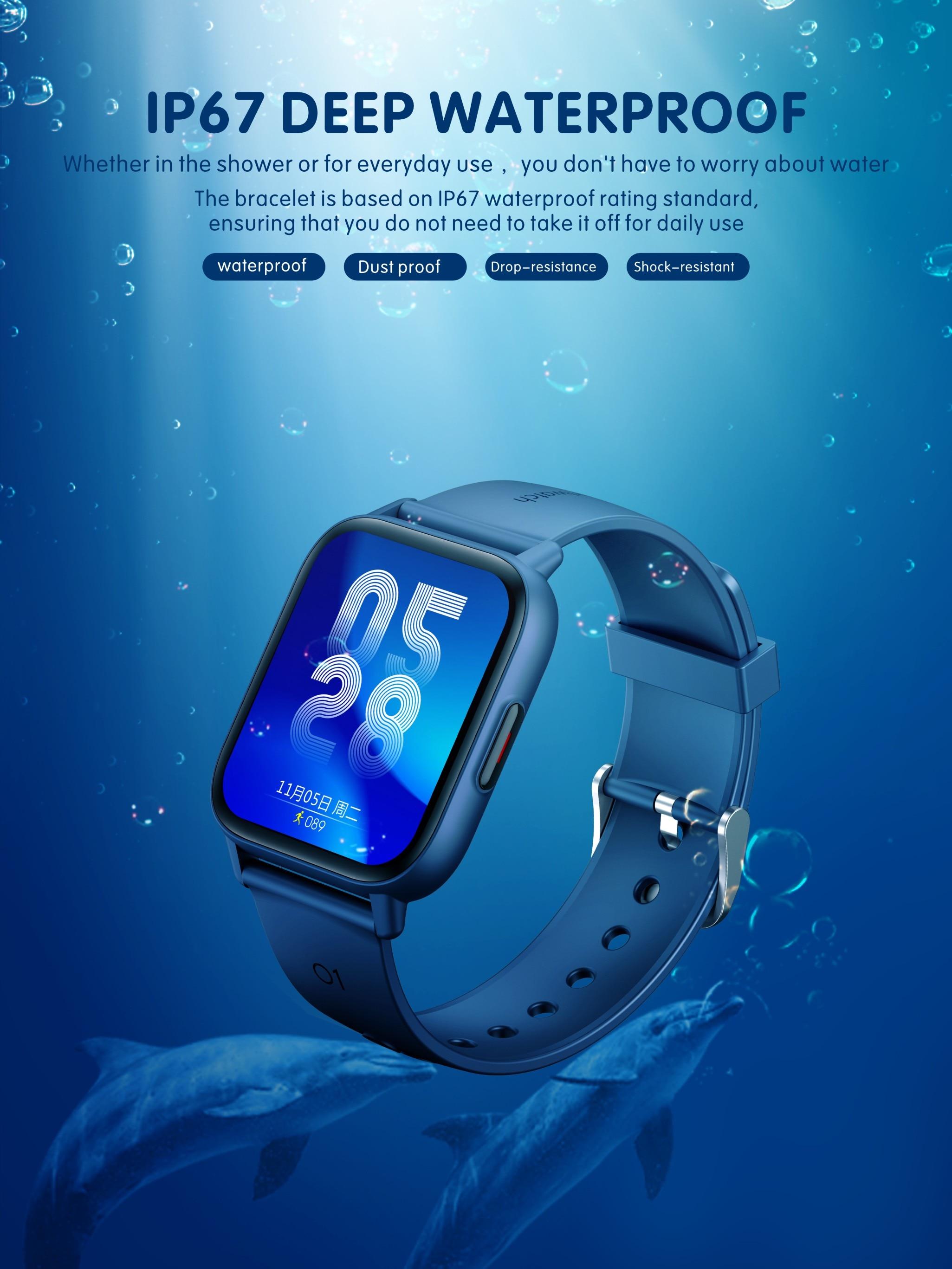 freqüência cardíaca relógio de fitness smartwatch feminino para ios android oppo