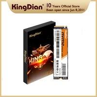 KingDian M.2 NVME SSD 128GB 256GB 512GB 1TB M.2 2280 PCIe wewnętrzne dyski półprzewodnikowe do laptopa