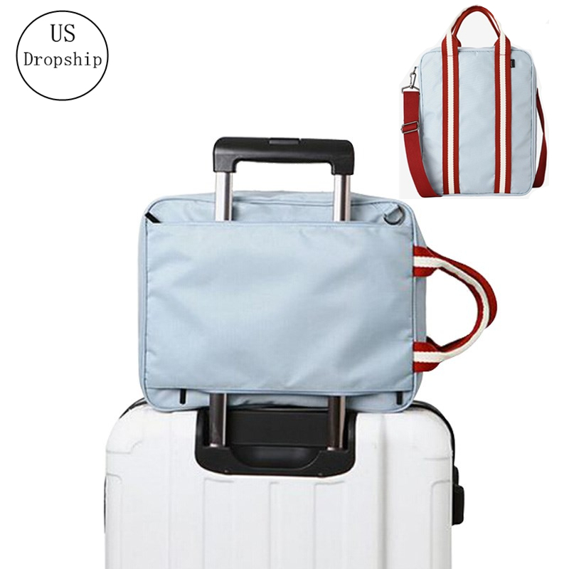 Men Travel Bags Foldable Suitcase Weekend Bag Female Packing Cubes Tote Luggage Storage Organizer Collation Pouch