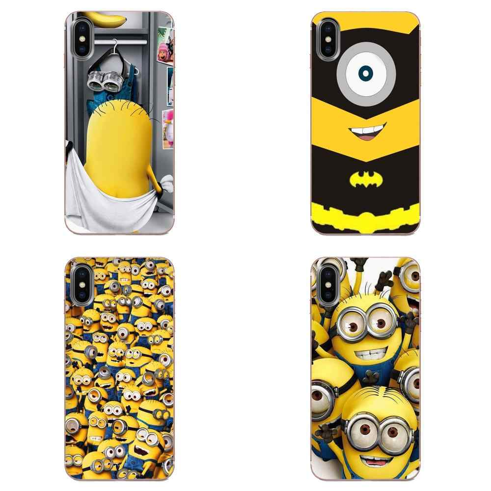 Tpu Covers Case Grappige 3d Minions Cartoon Voor Galaxy Alpha Note 10 Pro A10 A20 A20E A30 A40 A50 A60 a70 A80 A90 M10 M20 M30 M40