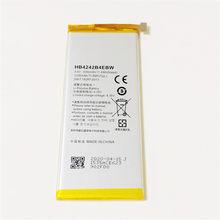 3,8 V 3100 мА/ч, HB4242B4EBW для Huawei Honor 6 H60-L01 H60-L02 H60-L03 H60-L04 H60-L11 H60-L12 аккумулятор мА/ч. аккумулятор акумуляторная батарея