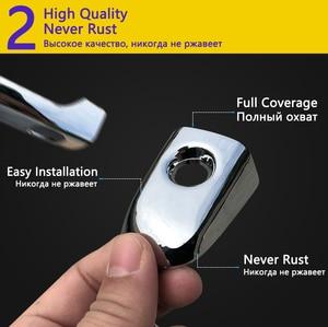Хромированная накладка на ручки для Chevrolet New Sail Nuevo 2015 ~ 2019, автомобильные аксессуары, наклейки, автостайлинг 2016 2017 2018