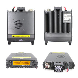 Image 2 - 2005A TYT TH 9800 Plus Walkie Talkie 50W Car Mobile Radio Station Quad Band 29/50/144/430MHz Dual Display Scrambler TH9800