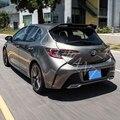 Окрашенный дефлектор спойлер задние крылья праймер цвет задний спойлер для Toyota Corolla хэтчбек спойлер 2019