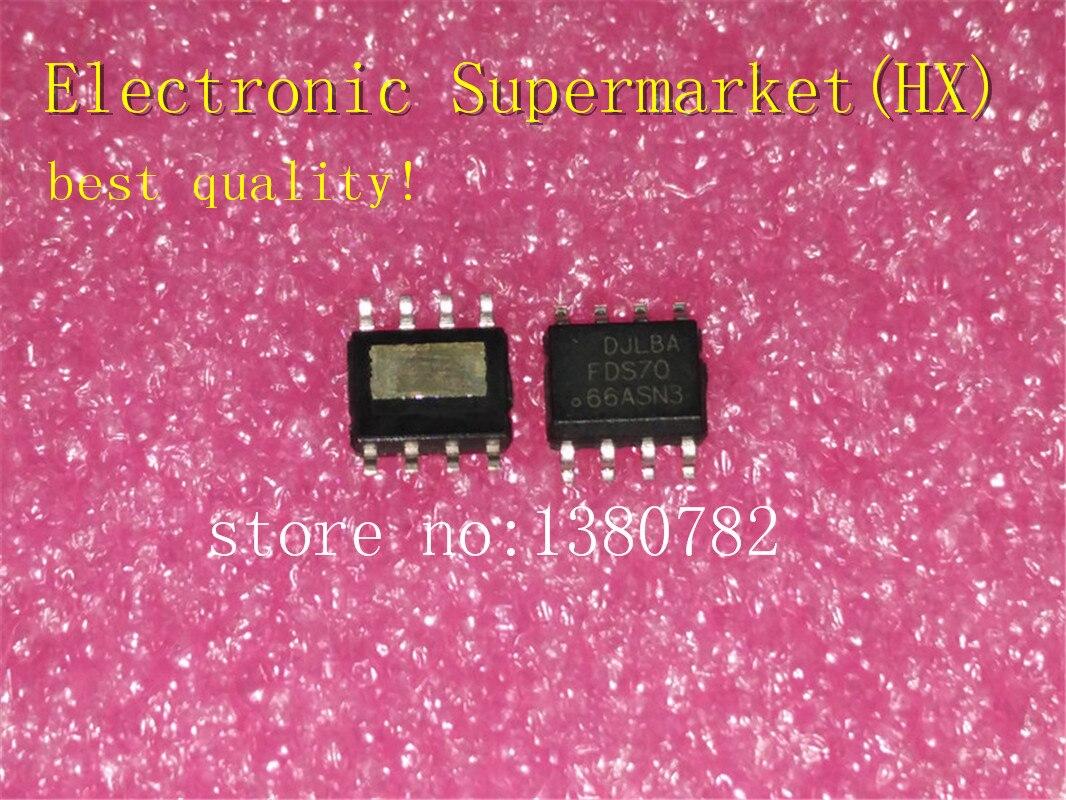 100% New Original FDS7066ASN3 FDS7066 SOP-8