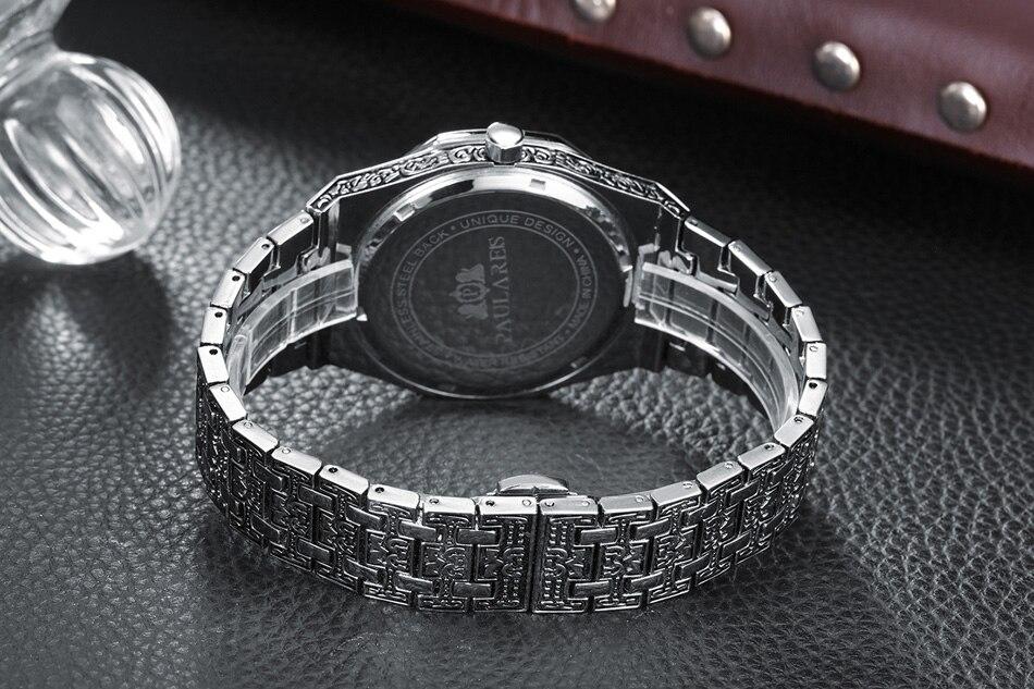 Hffeab0be71b44dc5ba99983cbbb6086a3 Men Carved Antique Vintage Luminous Rose Gold Yellow Gold Silver 2 Tones Fashion Blue Classic Quartz luxury watch
