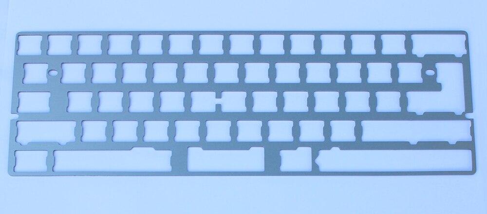 2.25u Plate,Gray