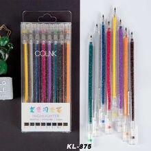 8 шт канцелярские товары разных цветов маркер фломастер 10 мм
