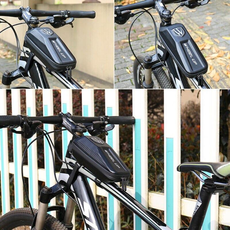 US Cycling Bike Bicycle Sports Handlebar Waist Bag Shoulder Bag Holder Pouch