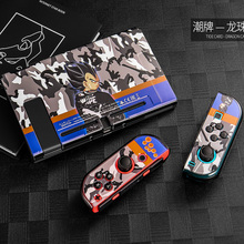 Anime Dragon Ball Nintend Schakelaar Harde Beschermhoes Shell Voor Nintendoswitch Ns Console En Controller Joy Con Direct Docking