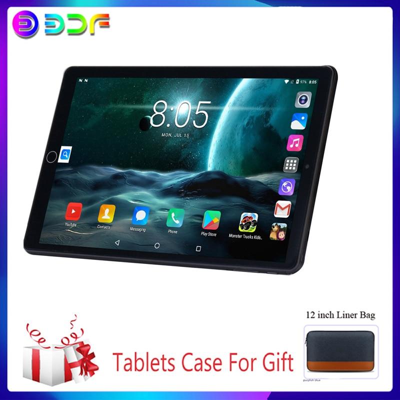 New System 10.1 Inch Tablets 3G Phone Call 2GB/32GB Quad Core Wi-Fi Bluetooth 4.0 Dual SIM Super Memory Google Play Tablet PC