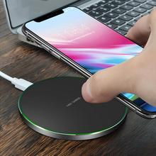 10W Qi Quick Wireless Charger USB Induction Charger