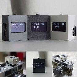 المعادن V-201X التصوير مقياس الإضاءة مقياس الإضاءة مجموعة انعكاس ضوء متر الساخن والبارد الأحذية إصلاح المحمولة مصباح صغير متر