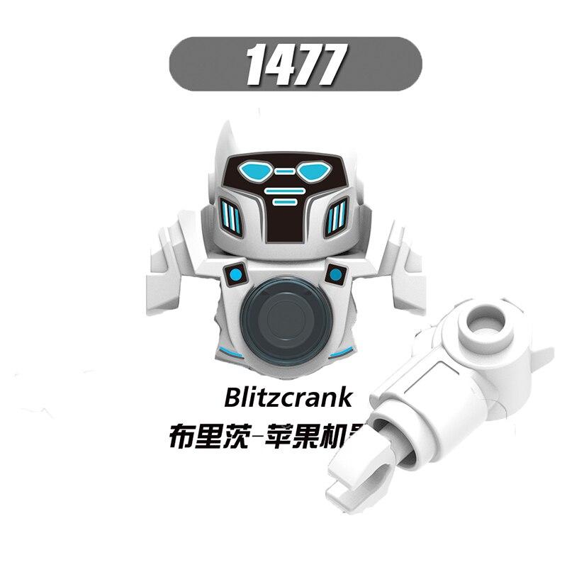 1477(布里茨-苹果机器人- Blitzcrank)