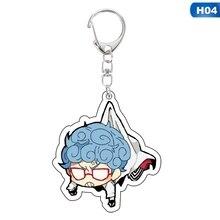 Keychain JOJO Bizarre-Adventure Keyring-Collection Pendent Acrylic-Figure Gift Anime