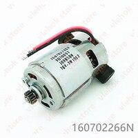DC 18V Motor for BOSCH GSR18V-190 GSB18V-21 GSR18V-21 GSR180-LI GSB180-LI 160702266N Power Tool Accessories Electric tools part