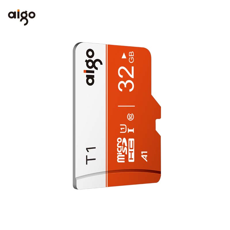 Aigo 32G 97MB/S Micro Sd Card High Speed UHS-1 A1 Memory Card Waterproof Microsd Card Heat Resistant карта памяти Free Shipping