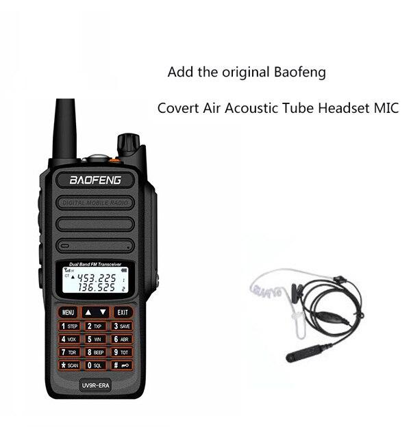 add air tube headset