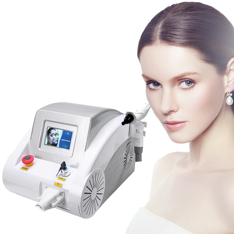 Hot Sale Eyebrow Pigment Removal Wrinkle Removal Black Doll Carbon Peeling Tattoo Removal Laser Machine