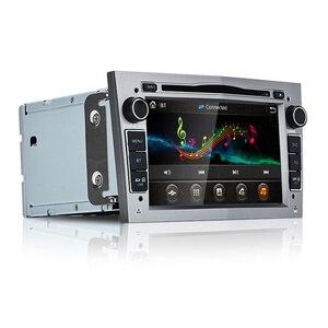 Image 5 - Junsun Android9.0 GPS RDS 2 + 32GB אופציונלי עבור אופל אסטרה Vectra Corsa Antara Vivaro Zafira מריבה 2 דין רכב רדיו DVD לרכב נגן