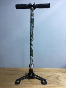 Image 3 - 4500psi 300bar 30mpa الفولاذ المقاوم للصدأ 3 مراحل pcp اليد مضخة ل مسدس هواء الصيد الألوان