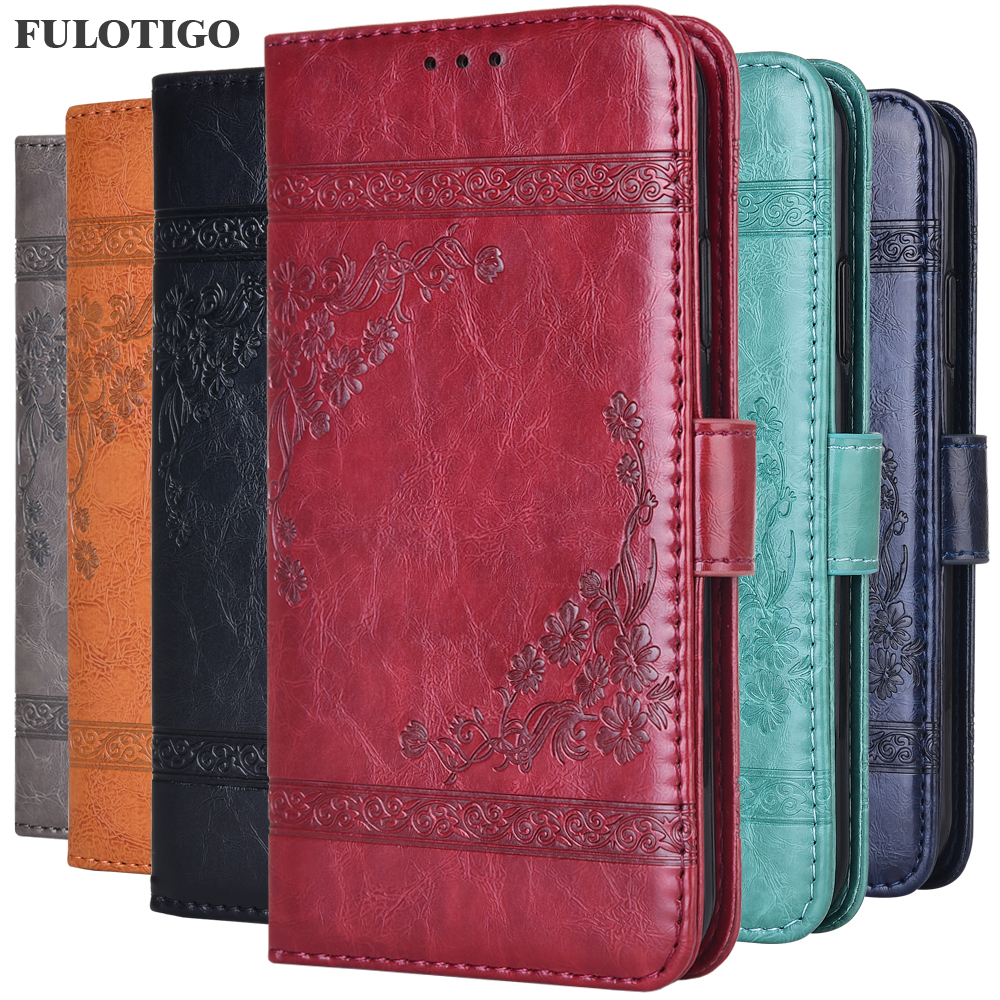 Fundas On Y5p Y6p Y7p Y8p Y6s Y8s Huawei Honor 9A 9C 9S 30s 30 Pro Plus 9X Lite Cover Nova 7 6 SE 5 5 i Pro 5G Wallet Case Cover(China)