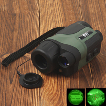 купить 2x24 High-definition low-light-level monocular night vision hunting patrol infrared telescope дешево