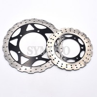 For Kawasaki Ninja 250 250R SL ABS EX250 Z250 Z300 2015 2018 NINJA 300 EX300 2013 2018 Motorcycle Front Rear Brake Disc Rotor
