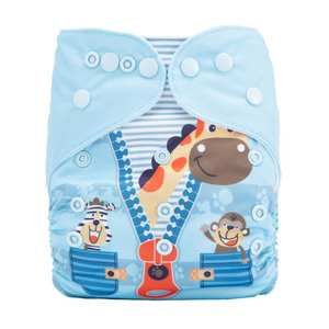 Diapers-Products Baby Biodegrable One-Size M for Cloth Chrismas DY56