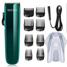 NOOA New Rechargeble Electric Hair Clipper Trimmer For Men Professional Hair Trimmer Barber machine hair cut hair cutterrr