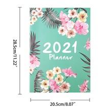 2021 Agenda Planner Organizer A4 Notebook Journal Monthly Daily Planner Note Book School Supplies Wholesale