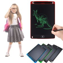 цена на 8.5 Inch Portable Smart LCD Writing Tablet Electronic Notepad Drawing Graphics Handwriting Pad Board Dropshipping