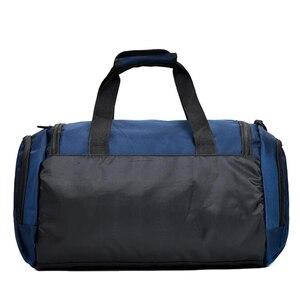 Image 5 - Bolsa de deporte profesional para exteriores, bolsa de gimnasio para hombre y mujer, almacenamiento para zapatos independiente, bolsa de entrenamiento, bolsa de Fitness portátil para hombro