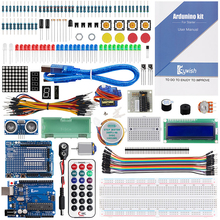 Keywish For Arduino R3 Super Starter Kit SG90 Electronics Projects For Beginners
