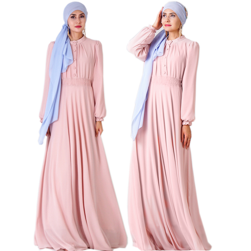 Abaya Turkish Hijab Clothing Abayas For Women Muslim Dress Kaftan Dubai Caftan Turkey Tesettur Elbise Islamic Dresses Djelaba
