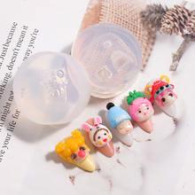 1 шт художественные силиконовые формы для маникюра дизайн модные
