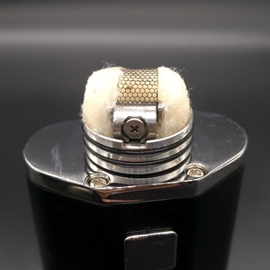 Image 3 - Vape الشخصي RDA البخاخة RDA قابلة لإعادة البناء نازف البخاخة شبكة لفائف ل سيجارة إلكترونية صندوق تعديل المدخن