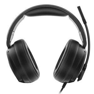 Image 2 - Gamingหูฟัง7.1 Over EarหูฟังหูฟังUSBพร้อมไมโครโฟนเบสสเตอริโอคอมพิวเตอร์แล็ปท็อปยี่ห้อXiberia V20