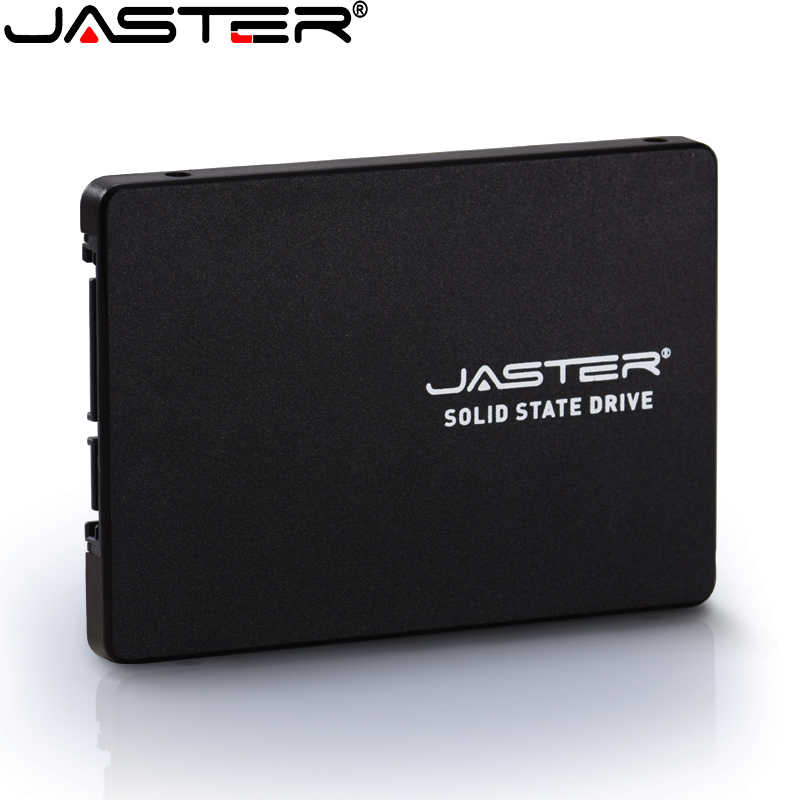 JASTER SSD 2.5 ''SATA3 HDD SSD 120GB 128GB 240GB 256GB 500GB 512GB 1TBภายในSolid State Hard Drive