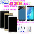 Amoled LCD SM-J320FN/F/M/H/DS pour Samsung Galaxy J3 2016 J320 écran LCD + écran tactile J320F J320FN J320H J320M J3 LCD