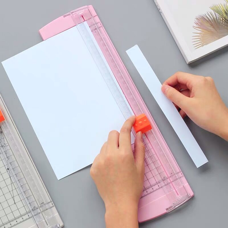 Sharkbang Desktop Photo Paper Cutter A3 A4 Manual Paper Jam Photo Film Cutting Machine Knife Blade Art Trimmer Craft Tool 2