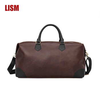 Europe And The United States Retro Large-capacity Portable Travel Bag Luxury Bag High Quality Bags Multi-function MessengerBags new cowhide shoulder bag leather messenger bag buckle fashion europe and the united states portable ladies bag